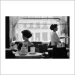 Cafè Nouveau Praga 1994 - istanti