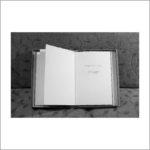 Passaggi Libro d'artista 2013 edizione 10 esemplari  realizzati a mano