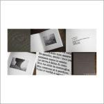 La terra è fatta di cielo Libro d'artista 2014