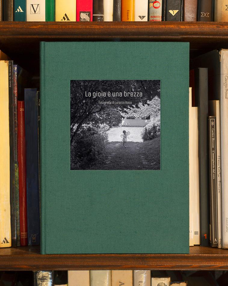 La Gioia è una brezza, libro artista 2020
